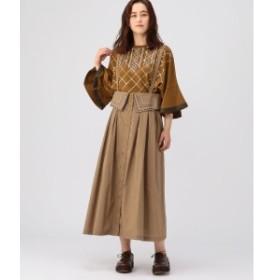 フラボア(FRAPBOIS)/カラースカート
