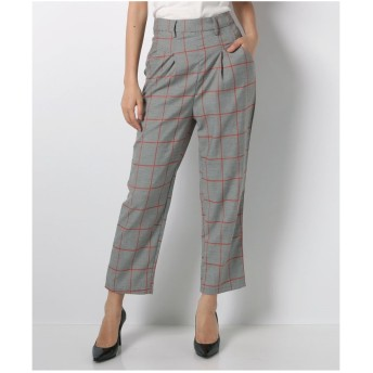 actuelselect 【THE FIFTH】ACADEMIC CHECK PANT(チェック1)【返品不可商品】