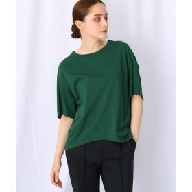 JET NEWYORK(ジェット ニューヨーク) 【洗える】コットン天竺オーバーサイズTシャツ