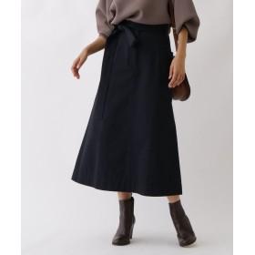 aquagirl(アクアガール) ビッグポケットAラインスカート