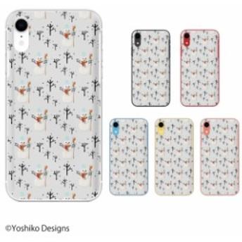 Apple iPhone XR / XS / XS Max / X / 8 / 7 / SE / 6 / 5 スマホ ケース カバー アイフォンケース ゆきだるま ホワイト 雪