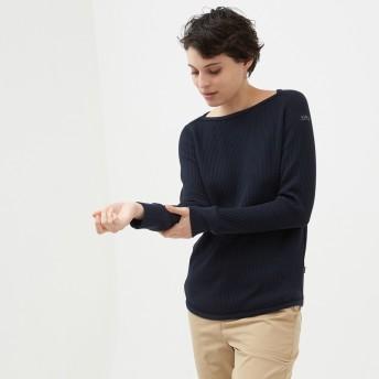 AIGLE レディース ダークネイビー (075) シャツ・ポロシャツ