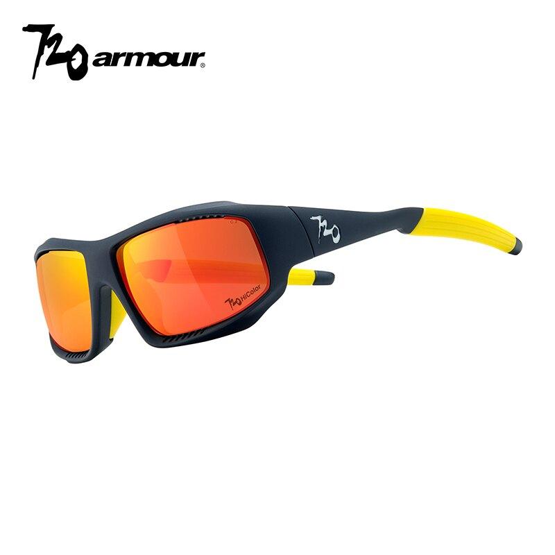 【露營趣】720armour B370-7-HC Rock Asia HiColor 亞洲版 飛磁換片 PC防爆 自行車眼鏡 風鏡 運動太陽眼鏡 防風眼鏡