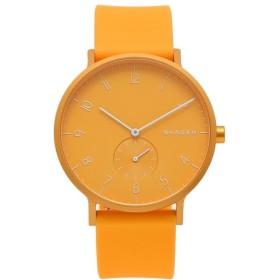 【送料無料】スカーゲン 時計 SKAGEN SKW6510 AAREN アーレン 41MM メンズ腕時計 ウォッチ イエロー 敬老の日 運動会 ハロウィン