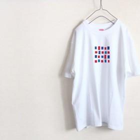 Red×Blue シンプルTシャツ(ハイグレード)