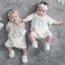 新生児パーティーウェアセット【ベビー服 ベビー肌着】【ベビーフォーマル】【男の子 女の子】