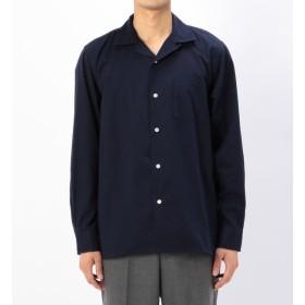 【ビショップ/Bshop】 【Reception】ボーリングシャツ NAVY MEN