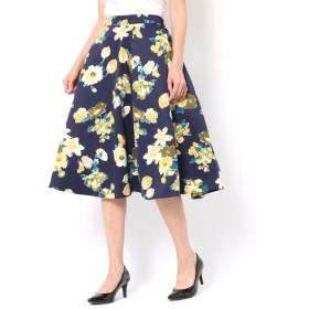 【アンドクチュール/And Couture】 グログランボーダーハナガラSK 70タケ