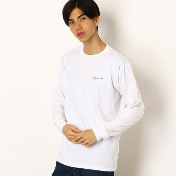 [マルイ] S179 TS ロゴTシャツ/アニエスベー オム(メンズ)(agnes b. HOMME)