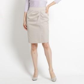 [マルイ] 【洗える】タック使いサテンタイトスカート/クード シャンス(COUP DE CHANCE)