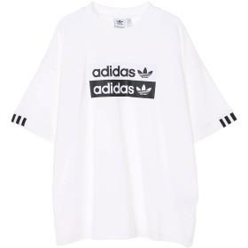 adidas women's adidas アディダス ウィメンズ TEE Tシャツ・カットソー,ホワイト