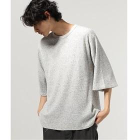 [マルイ] メンズTシャツ(recover ワッフル ハーフスリーブ)/ジャーナルスタンダード(メンズ)(JOURNAL STANDARD MEN'S)