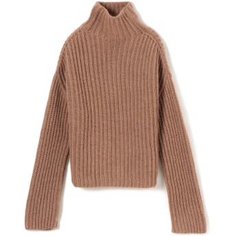 STUDIO NICHOLSON(スタジオ ニコルソン)/MERINO WOOL 3 OVERSIZED HIGH NECK MERINO KNIT
