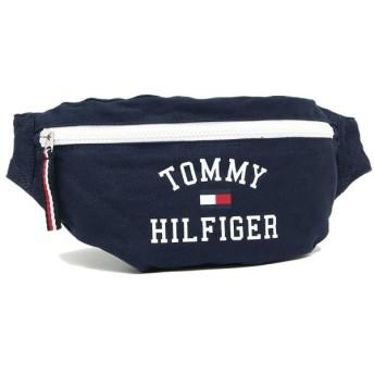 【更に最大10%OFF中】トミーヒルフィガー バッグ アウトレット TOMMY HILFIGER M86948330 416 ファニーパック メンズ レディース ボディバッグ・ウエストポーチ ネイビー 紺 2019春夏新作
