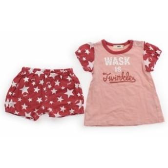 【ワスク/WASK】上下セット 80サイズ 女の子【USED子供服・ベビー服】(448339)