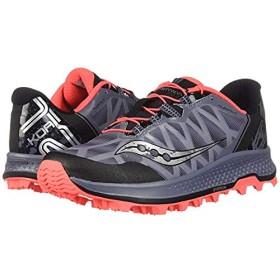 [サッカニー] メンズスニーカー・靴・シューズ Koa ST Grey/Black/Vizi Red (25cm) D - Medium [並行輸入品]