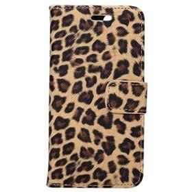iphone7 iphone8 ケース おもしろい 人気 カバー ヒョウ柄 あいふぉん8ケース 手帳型 スマホかばー スマホケース