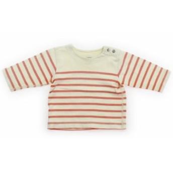 【プチバトー/PETITBATEAU】Tシャツ・カットソー 60サイズ 男の子【USED子供服・ベビー服】(448108)