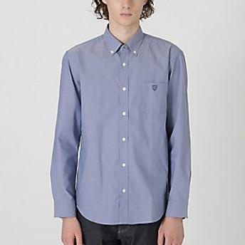 【Crestbridge 】ストレッチピンオックスフォードボタンダウンシャツ