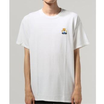 【ジャーナルスタンダード/JOURNAL STANDARD】 牛公刺繍Tシャツ