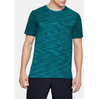 【メール便OK】UNDER ARMOUR(アンダーアーマー) 1345309 UAバニッシュ シームレス ショートスリーブ ノベルティ1 メンズ Tシャツ