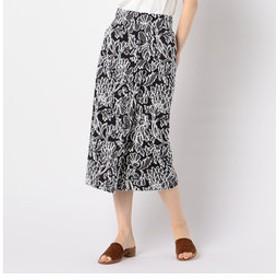 【NOLLEY'S:スカート】ラップ調ミディスカート