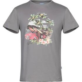 《期間限定セール開催中!》AT.P.CO メンズ T シャツ 鉛色 M コットン 100%