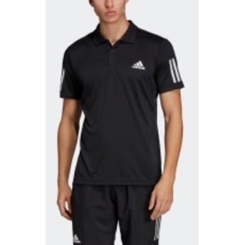 クラブ スリーストライプ ポロシャツ