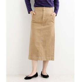 NIMES / ニーム テンセルコットンマキシタイトスカート