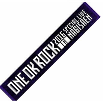 ONE OK ROCK(ワンオクロック)公式グッズ 2016 SPECIAL LIVE IN NAGISAEN 渚園 2016 マフラータオル