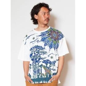 [マルイ] 【チャイハネ】サバンナビッグシルエットメンズTシャツ/チャイハネ(CAYHANE)