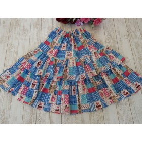 ☆.。.:・゚苺大好きさんのロングスカート☆.。.:・゚