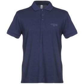《期間限定セール開催中!》MOSCHINO メンズ アンダーTシャツ ダークブルー S コットン 100%