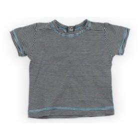 【プチバトー/PETITBATEAU】Tシャツ・カットソー 60サイズ 女の子【USED子供服・ベビー服】(447299)