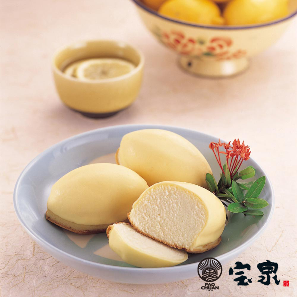 (預購)【寶泉】檸檬蛋糕*4盒(10入/盒)