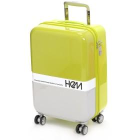 (ヘム) HeM スーツケース(37L) [FRASCO/フラスコ] 39500 1.ライトグリーン