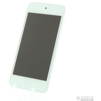 〔中古〕Apple(アップル) iPod touch 128GB (2015/シルバー) MKWR2J/A