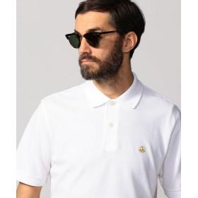 トゥモローランド BROOKS BROTHERS×TOMORROWLAND スーピマコットンピケ ポロシャツ メンズ 11ホワイト M 【TOMORROWLAND】