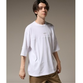 [マルイ]【セール】メンズTシャツ(KANGOL / カンゴール 417 別注 SWITCHING PATTERN TEE)/417エディフィス(417 EDIFICE)