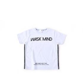 【BEBE ONLINE STORE:トップス】冷感脇テープTシャツ(110cm~130cm)