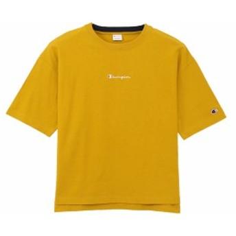 チャンピオン:【レディース】Tシャツ【Champion カジュアル 半袖 シャツ】