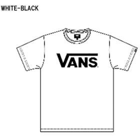 VANS バンズ メンズ 半袖 Tシャツ VANS-MT01A WHTBLK XL