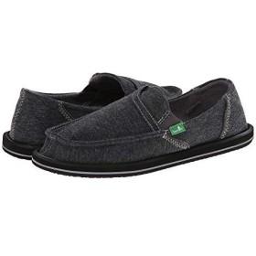 [サヌーク] レディースローファー・靴 Pick Pocket Fleece Charcoal US 5 (22cm) B - Medium [並行輸入品]