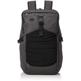 [デサント] リュックサック 30L 多機能ポケット DMAOJA75 GYBK One Size