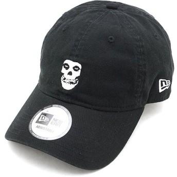 コラボ ニューエラ キャップ NEWERA 9THIRTY ミスフィッツ MISFITS CAP フリーサイズ メンズ レディース 帽子 BLACK ブラック系 12110791 FW19
