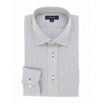 [マルイ]【セール】形態安定レギュラーフィット ワイドカラー長袖シャツ/タカキュー(TAKA-Q)