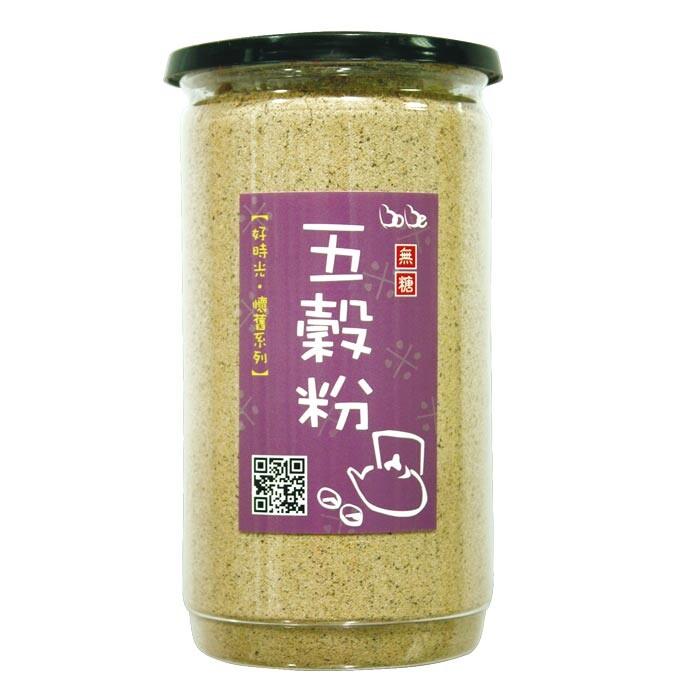 波比元氣無糖養生五穀粉(320g/罐)波比
