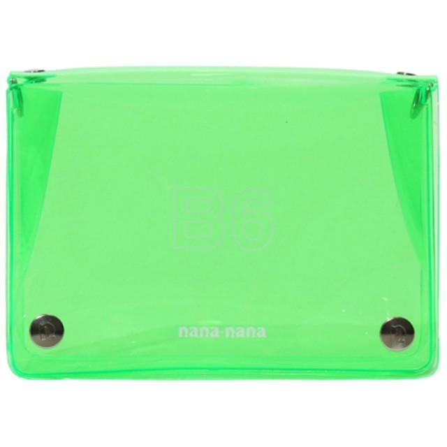 nana-nana 【nana-nana】PVC B6 NEON GREEN F
