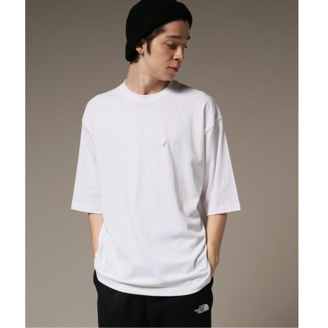 [マルイ]【セール】メンズTシャツ(KANGOL / カンゴール 417 別注 ONE POINT TEE)/417エディフィス(417 EDIFICE)