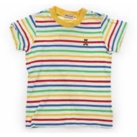 【ミキハウス/mikiHOUSE】Tシャツ・カットソー 90サイズ 男の子【USED子供服・ベビー服】(447273)
